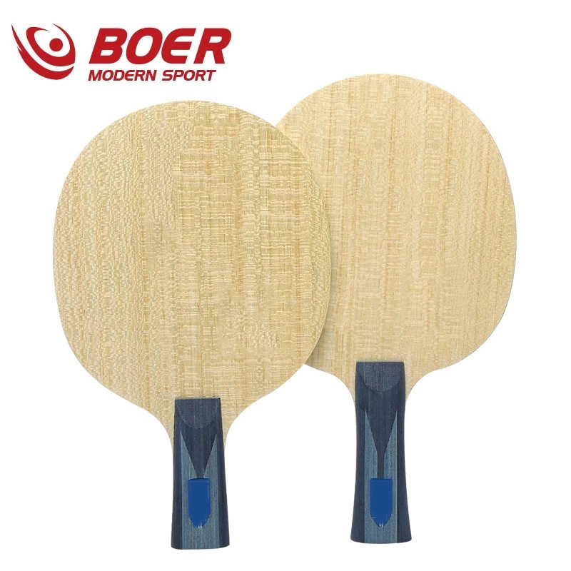 1pc BOER Table Tennis Paddle ALC Carbon Ping Pong Bat Professional Fast Attack Loop Designed Racket