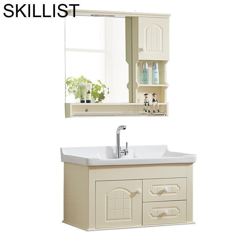 Dolap D Zenleyici Shelf Badkamer Storage Schoenenkast Table Mobile Bagno Vanity Meuble Salle De Bain Banheiro Bathroom Cabinet