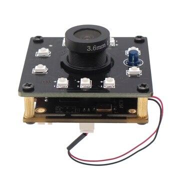 1080P Camera Module Low Light 0.01 Lux Industrial Machine Vision Camera IR CUT Night Vision UVC USB Webcam Camera Module