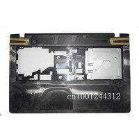 새로운 원래 부품 키보드 커버 palmrest 상단 뚜껑 레노버 y510p y500 aporr000500 터치 패드 보드