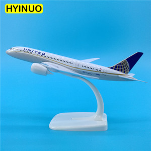 20cm 1/400 collectible Boeing