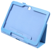 3 p5200 PU Leather Case Cover For Samsung Galaxy Tab 3 10.1 P5200 P5210 P5220 Tablet Colour:Blue (1)