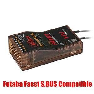 Image 3 - Cooltec R7008HV R7008SB R7008HV 2 S.BUS kompatybilny 8ch 2.4G 8CH 13CH odbiornik kompatybilny z FUTABA FASST RC Multicopters