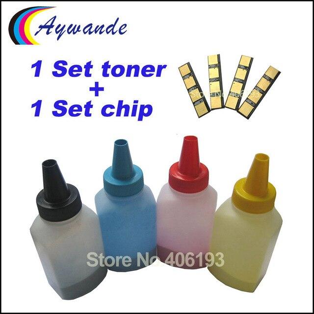 CLT-409 CLT 409 CLT-K409S for Samsung CLP-310 CLP310 CLP-315 CLP315 CLX-3170 CLX3170 CLX-3175 refill toner powder + Chips