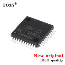10pcs / lot new original Stc15w408s-35i lqfp-44 1t 8051 chip 8KB flash IC