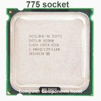 Procesor intel xeon E5472 działa na czterordzeniowym procesorze LGA775 3.0GHz 12M 80W LGA775 w Procesory od Komputer i biuro na
