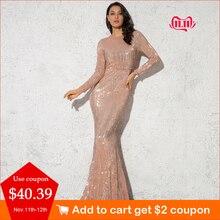 Gold Long Dress Length