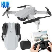 KF609 RC Drone 4K HD WiFi FPV videocamera Video flusso ottico altezza modalità Hold Mini droni pieghevole Quadcopter aereo giocattolo Helikopter