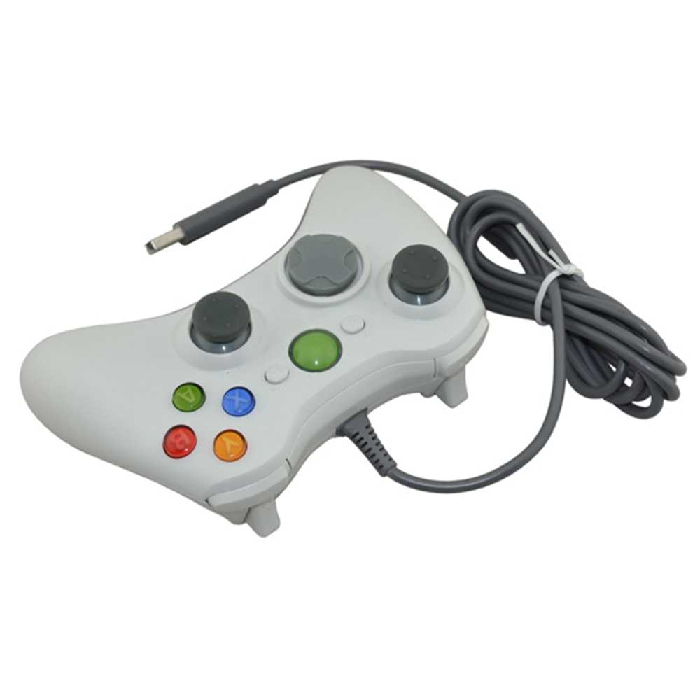 USB Wired Game Pad Joypad Gamepad Controller For Microsoft Game System Laptop For Computer Windows 7 Not For XBOX