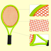 Training Kids Gift With Bag Play Game Ultra Light Tennis Racket Elastic Ball Toy Outdoor Sports Toys Universal Racquet School