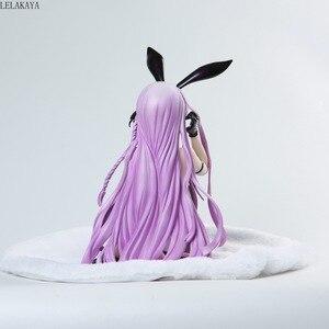 Image 5 - B סגנון Danganronpa Kirigiri Kyouko רך גוף באני ילדה לשחרר סקסי בנות אנימה PVC פעולה איור אוסף דגם צעצועים מתנה