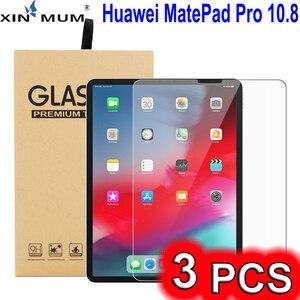 Закаленное стекло для Huawei MatePad Pro 10,8 дюйма, закаленное стекло для планшета, ПК, экран 10,8 дюйма, защитная пленка для экрана, AL09, MRX-W09, AL19, 2019