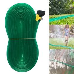 Nawadnianie ogrodu i podlewanie narzędzia zraszacze trwały wąż nawadniający do ogrodowa Yard Park System nawadniania zestaw dysz