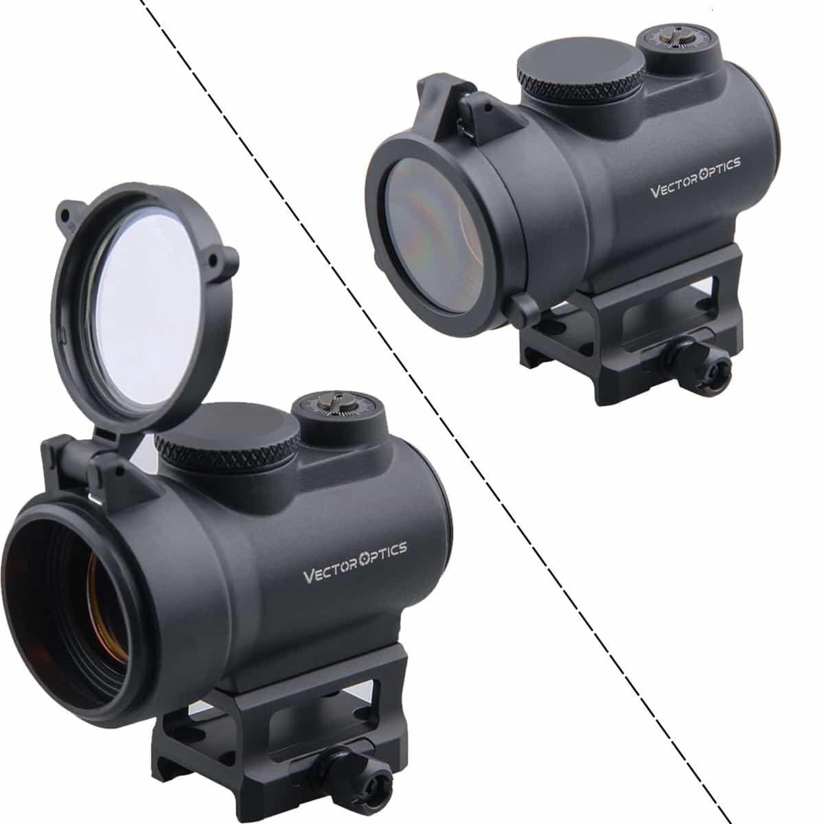 sight scope caça riflescope 3 moa 20000