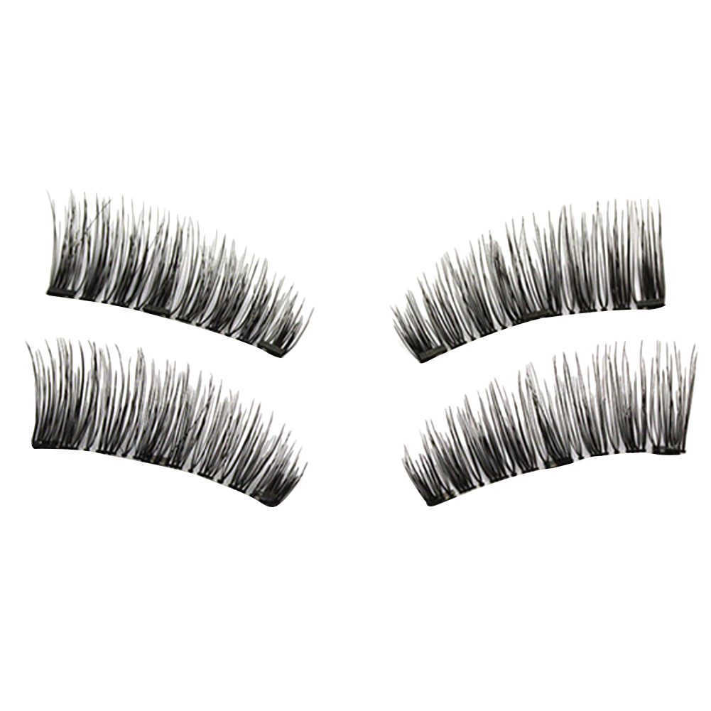 <font><b>Shozy</b></font> <font><b>Magnetic</b></font> <font><b>eyelashes</b></font> with 3 magnets handmade 3D/6D magnet lashes natural false <font><b>eyelashes</b></font> comfortable image