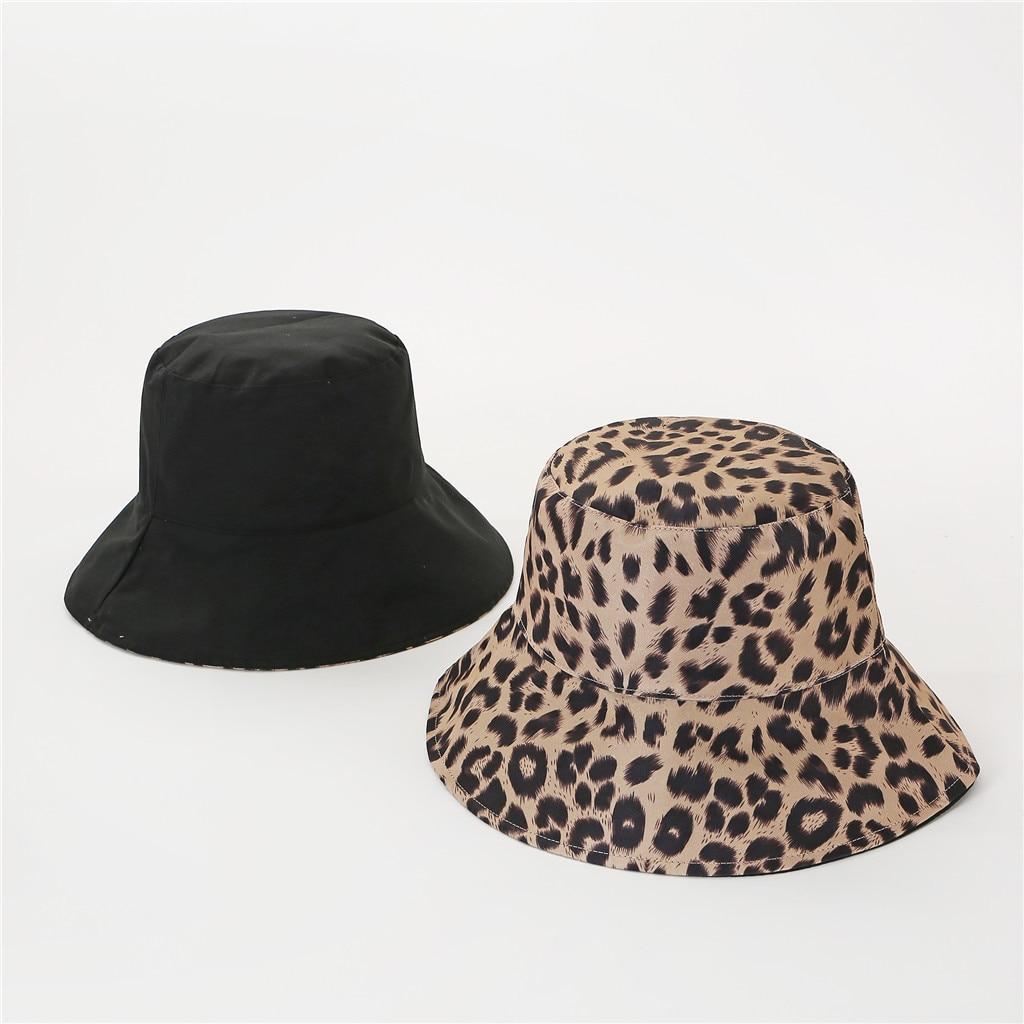 New Men's Women's Printed Plain Boonie Bucket Hat Outdoor Festival Fishing