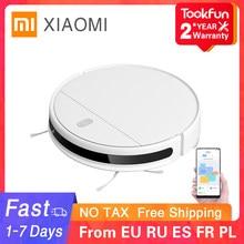XIAOMI-Robot aspirador MIJIA Mi Essential G1, aspiradora para barrer y fregar, limpiador para el hogar, lavado inalámbrico, succión ciclónica, Planificación inteligente