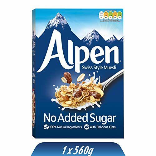 Alpen Original Museli