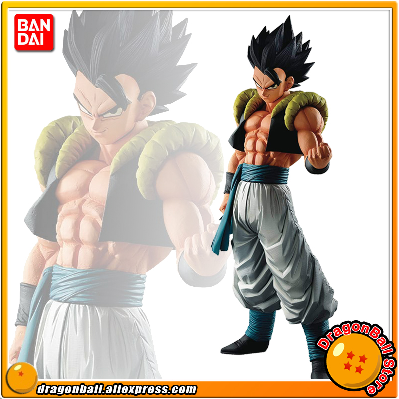 "Japan Anime ""Dragon Ball Super"" Original BANDAI SPIRITS MASTERLISE EXTRA Collection Figure - Gogeta"