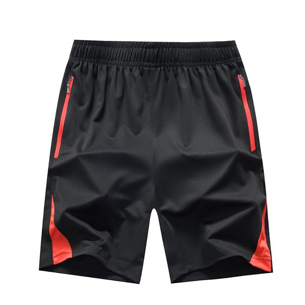 50% Hot Sale Men Casual Breathable Stretchy Quick Dry Drawstring Fifth Pants Beach Shorts 1