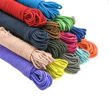 10M/100M Solid High Elastic Cord round elastic rope rubber band Stretch String line Jewelry Hair Strips Sewing tool
