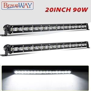 BraveWay Super Slim 6D LED Lig