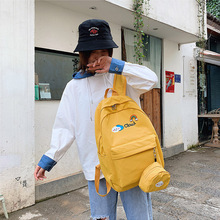 2019 New Arrival Designer Backpacks Women High Quality Nylon School Bags for Girls Purse Backpack Letter Back Pack Shoulder Bags