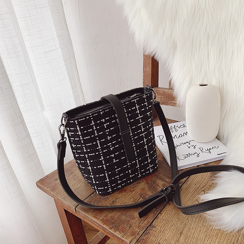 Messenger-Bags Crossbody-Bag Beach-Bag Korean Casual Fashion Summer High-Quality Women