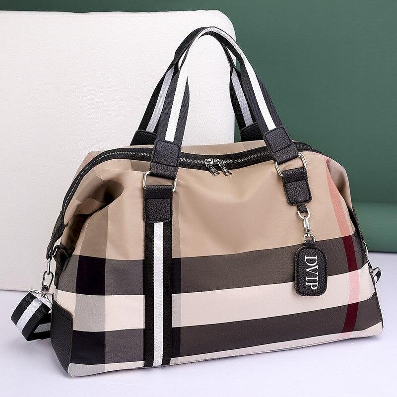Bags 2021 For Women New Shoulder Crossbody Luxury Sports Fitness Shopper Fashion Toiletry Travel Nylon Big Large Laptop Handbags