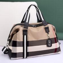 Taschen 2021 Für Frauen Neue Schulter Crossbody Luxus Sport Fitness Shopper Mode Toiletry Reise Nylon Große Große Laptop Handtaschen