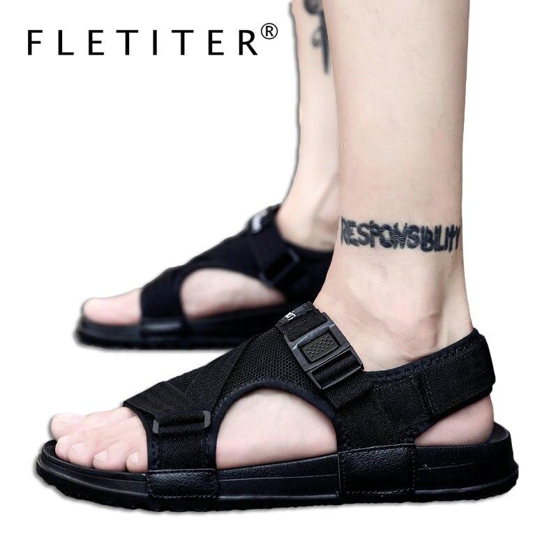 Мужские сандалии Вьетнам летняя дышащая мужская обувь для ходьбы Легкий Гладиатор мужской; Мужские сандалии; Воды обувь 2021 Новый Сандалии    АлиЭкспресс