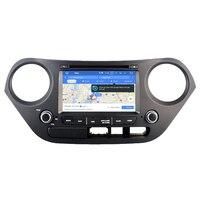 4G RAM + 64G ROM Car Multimedia Player For Hyundai i10 2013 2014 2015 2016 Android 9.0 Radio Stereo DVD GPS Navigation Bluetooth