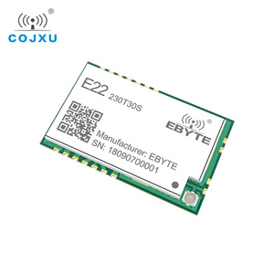 Image 3 - SX1262 LoRa TCXO 230MHz 30dBm SMD E22 230T30S Wireless Transceiver IPEX Stamp Hole 1W Long Distance Transmitter and Receiver