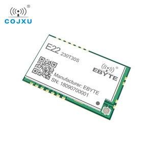Image 3 - SX1262 لورا TCXO 230MHz 30dBm مصلحة الارصاد الجوية E22 230T30S جهاز الإرسال والاستقبال اللاسلكي IPEX ختم ثقب 1 واط لمسافات طويلة الارسال والاستقبال