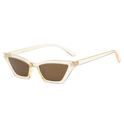 1Pcs Vintage Cat Eye Sunglasses Fashion Women Small Frame UV400 Sun Shades Glasses Street Eyewear Luxury Trending Sunglasses Islamabad