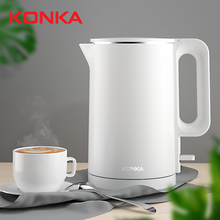 KONKA electric kettle 1.7L Large capacity 1500W smart water kettle Precise temperature control