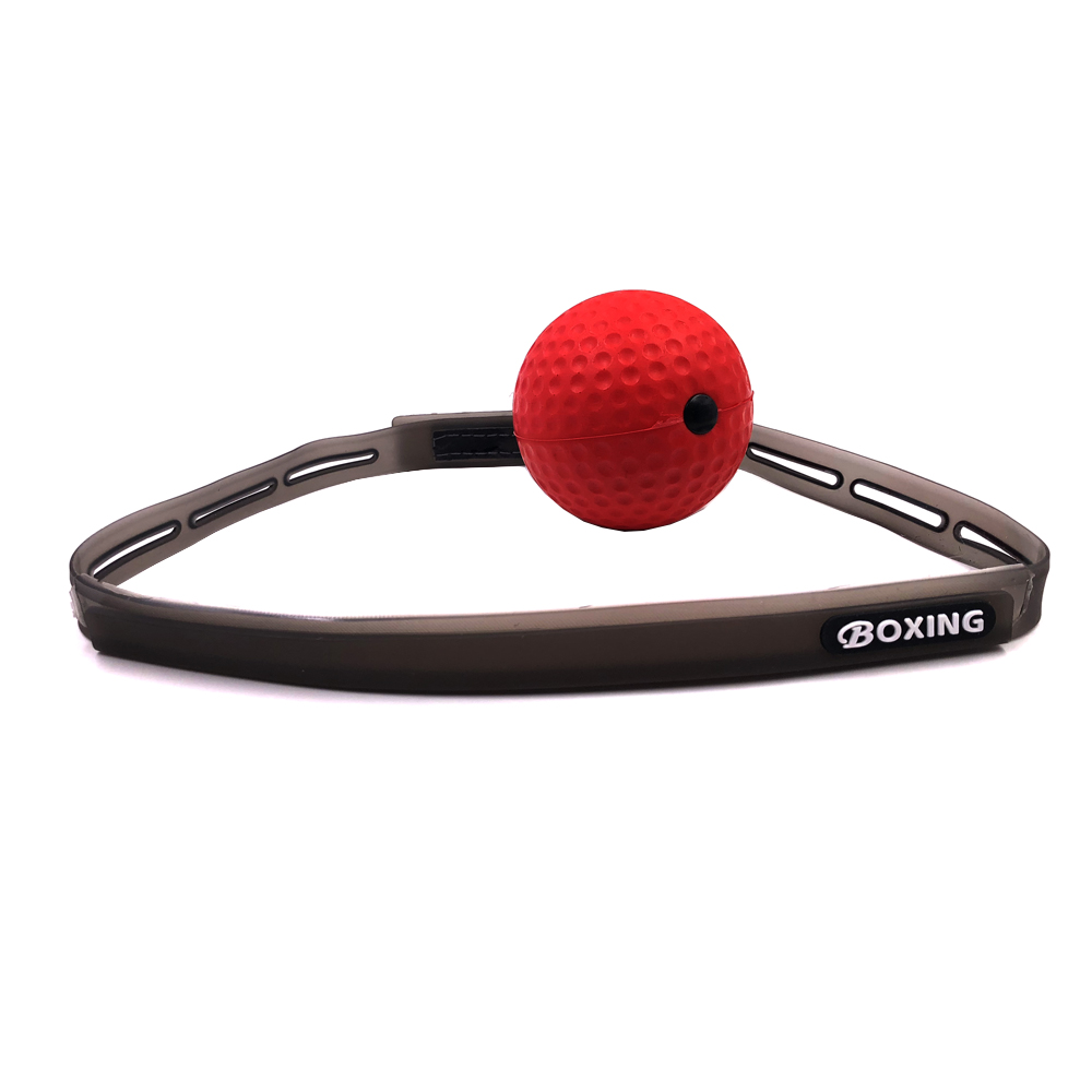 New Kick Boxing Reflex Ball Head Band Fighting Speed Training Punch Ball Muay Tai MMA Exercise Equipment Accessories