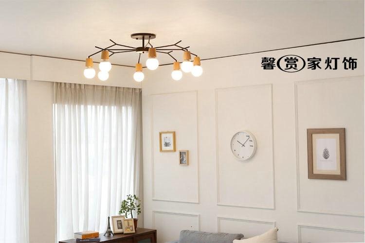 teto para casa sala estar quarto lâmpada