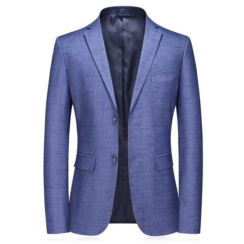 Fashion Business Casual Men's Suit Jacket 2020 New Men Wedding Banquet Suit Size S M L XL XXL XXXL Blazers Man