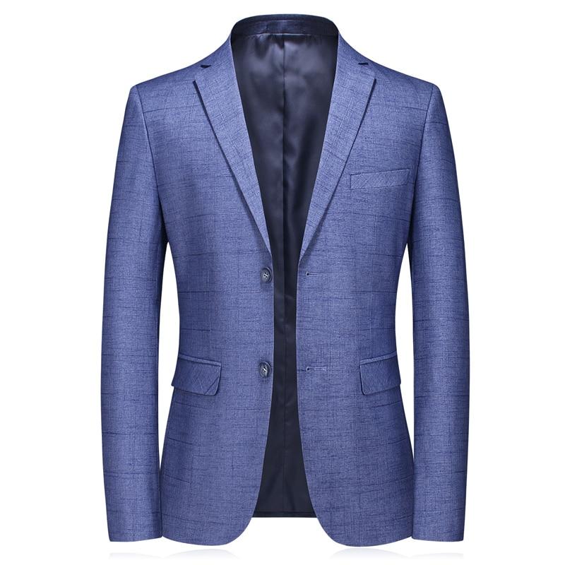 Fashion Business Casual Men's Suit Jacket 2020 New Men Wedding Banquet Suit Size S M L XL XXL XXXL Blazers Man