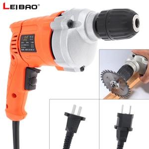 Image 1 - Broca elétrica handheld de alta potência de 220v 710w com interruptor de ajuste de rotação e mandril de broca de 10mm para segurar parafusos