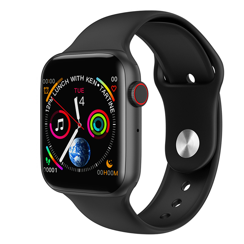 Timewolf Bluetooth Smart Watch Series 4 5 ECG Heart Rate Fitness <font><b>Monitor</b></font> Bluetooth Call Smartwatch Serie 5 for Apple Android image