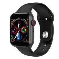 Timewolf bluetooth relógio inteligente série 4 5 ecg monitor de freqüência cardíaca fitness chamada bluetooth smartwatch serie 5 para apple android