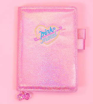 DIY Undated A5 Monthly Weekly Planner 2020 My Pink Diary Git 207P image