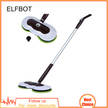 Electric Mop Floor with Waxing ,Powerful Moping Pad Water Spay Wiper Washer Wet Robot Cleaner  Elfbot T5