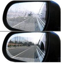 Film de protection Anti-brouillard hydrophobe pour rétroviseur de voiture, 2 pièces, # LR3