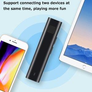 Image 4 - Jinserta Bluetooth Audio Receiver Draadloze Adapter 3.5 Mm Muziek Draadloze Adapter Ondersteuning Tf kaart Auto Kit Voor Speaker Hoofdtelefoon