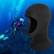 Hat Wetsuit Helmet Hoods Diving-Cap Snorkeling Sports-Cap Dive Waterproof 5mm Warm Neoprene