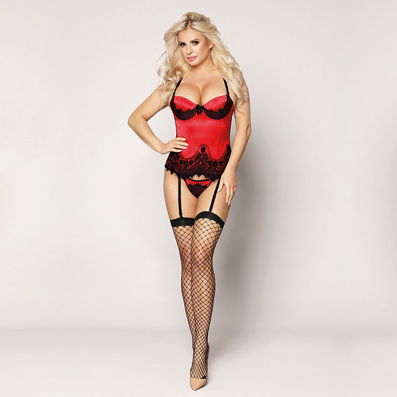 lingerie sexy set transparent patchwork bra set exotic apparel red intimates women sex erotic lingerie