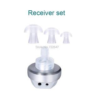 Image 2 - Apparecchi Acustici Accessori Ricevitore Audio e Cavo Per Siemens Pocket Hearing Aid Pockettio DMP DHP